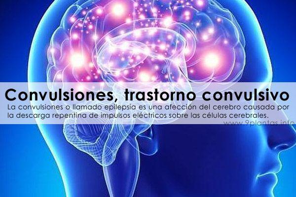 Convulsiones, trastorno convulsivo