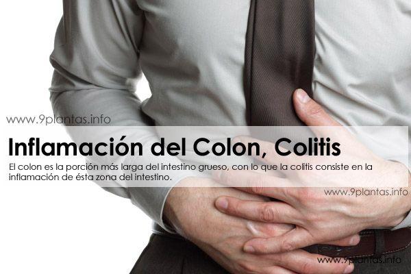 Inflamación del Colon, Colitis