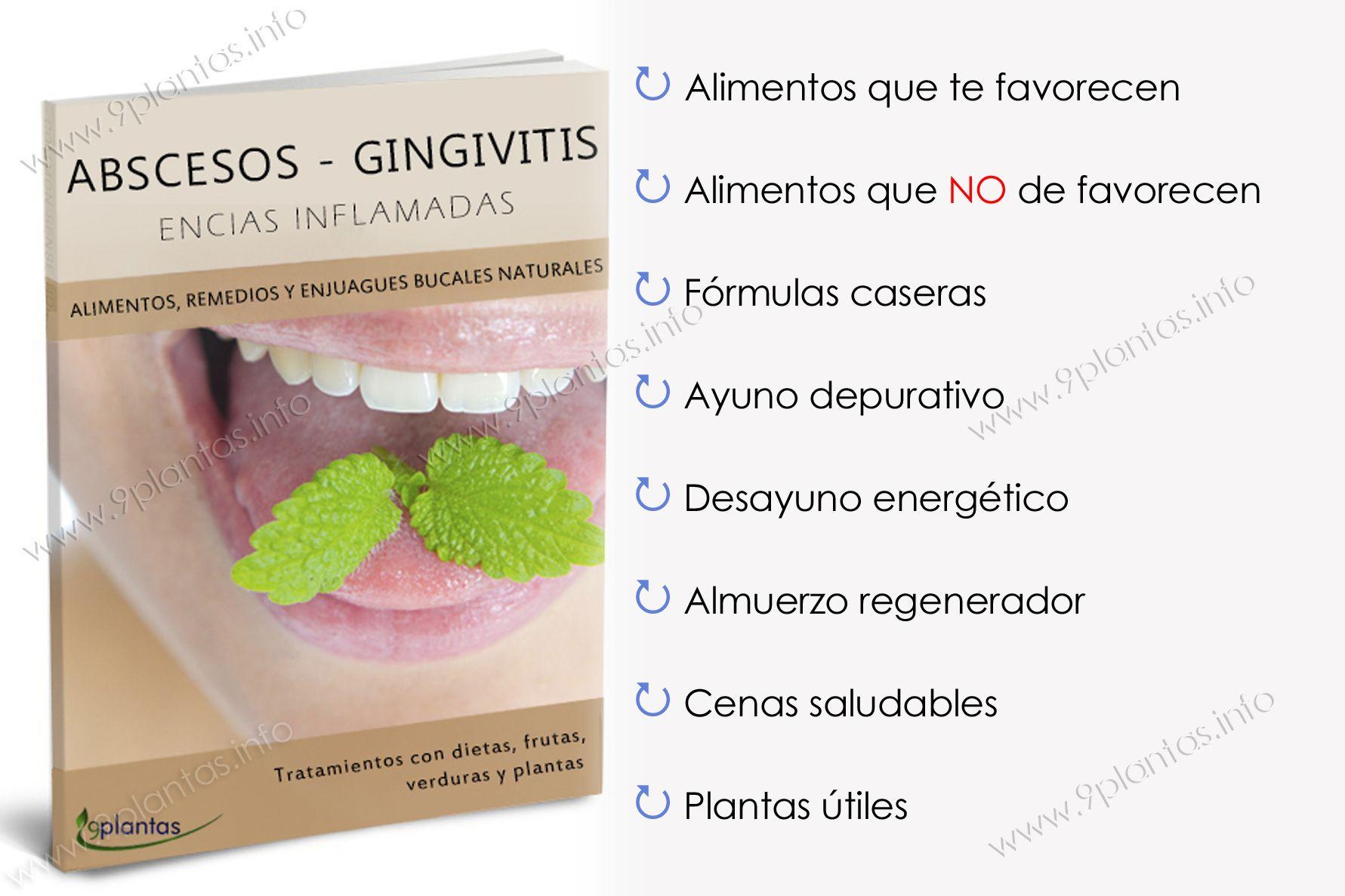 E-book | Abscesos, gingivitis, inflamación de encías