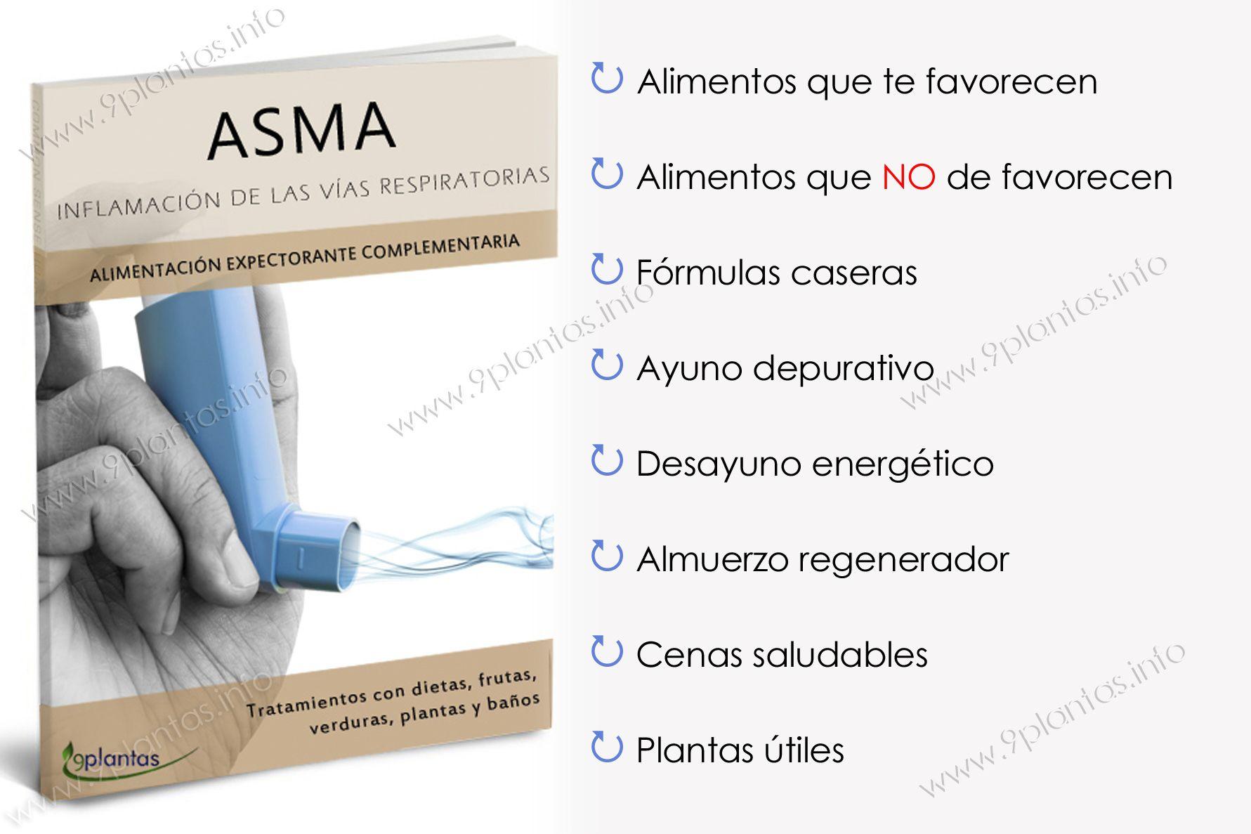 E-book | Asma enfermedad respiratoria