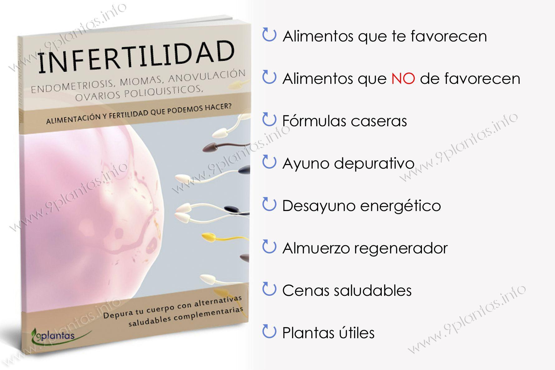 E-book | Infertilidad femenina, problemas hormonales