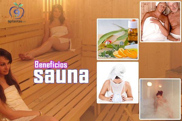 Sauna beneficios para adelgazar y mejorar la salud de la piel